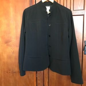 Chico's Cool Blazer, Sz0.                 11-06FIT